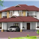 Sloping Roof House Kerala Home Design Architecture Plans