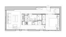 Small Apartment Tel Aviv Functional Design Idesignarch