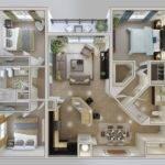 Small Bedroom House Plan Interior Design Ideas