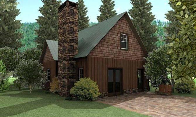 Small Cottage Design Loft Walnut Kids Bedroom Set Bunk Bed