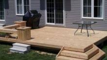 Small Deck Designs Backyard Home Design Ideas