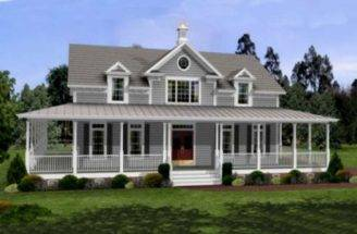 Small Farmhouse Plans Cottage House