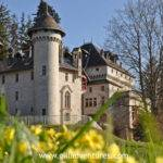 Small French Chateau Peyrousse