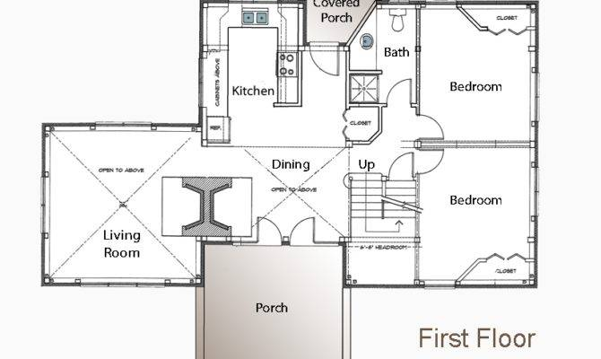 Small Guest House Floor Plans Making Shed Door