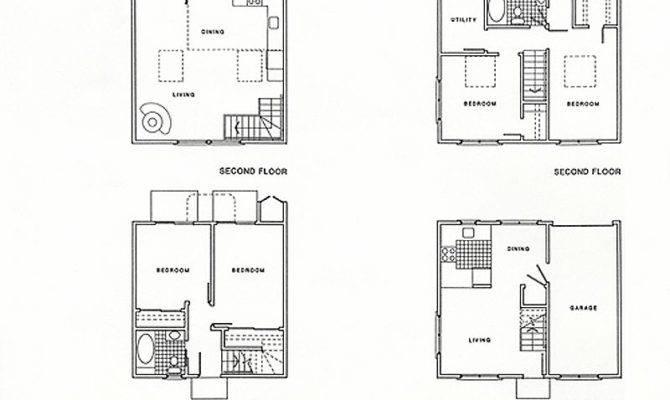 Small Homes Houseplanshut Square Feet