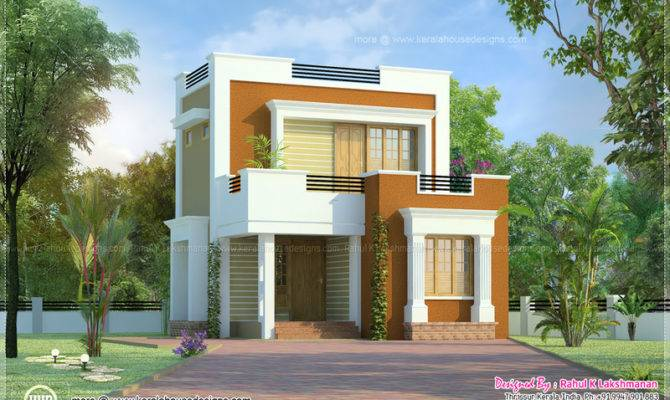 Small House Designs Cute Design Square Feet