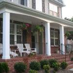 Small House Front Porch Beautiful Desi