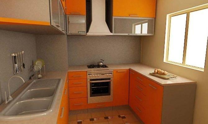 Small Kitchen Layouts Design Ideas
