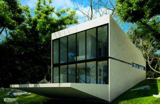 Small Modern House Young Couple Architects Designrulz