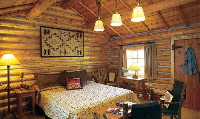 Small One Room Cabin Interiors