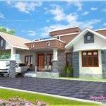 Small Single Floor House Plan Kerala Home Design