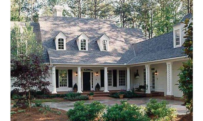 Small Southern Country Houses Eplans House Plan
