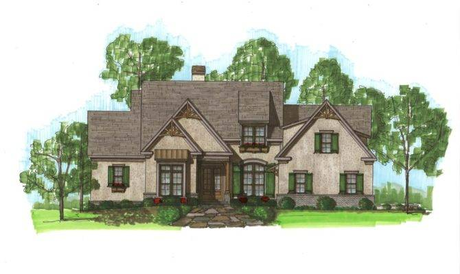 Small Southern Living Home Plans