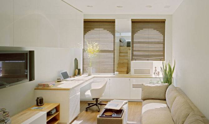 Small Studio Apartment Design New York Idesignarch Interior