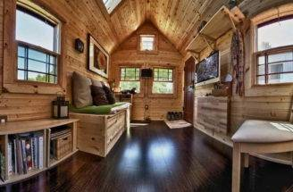 Small Tiny House Interior Design Ideas