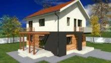 Small Two Story House Plans Balconies Joy Studio Design