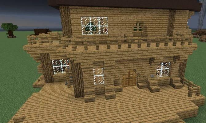 Small Wood House Diamonds