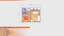 Smart Villa Floor Plan