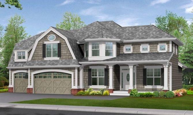 Sofia Luxury Craftsman Home Plan House Plans More
