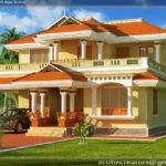 South Indian Style House Home Exterior Design