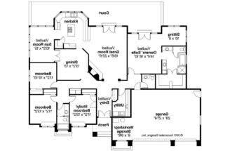 Southwest House Plans Cibola Associated Designs