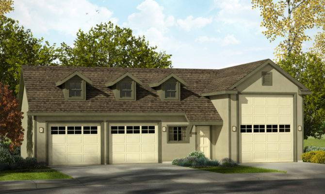 Southwest House Plans Garage Associated Designs