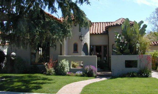 Spanish Colonial Home Exterior Pinterest