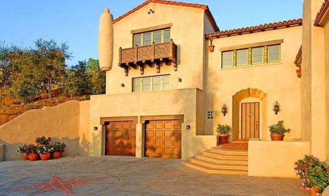 Spanish Colonial Revival Home Pinterest
