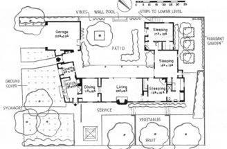 Spectacular Hacienda Style Floor Plans Interior Design Home