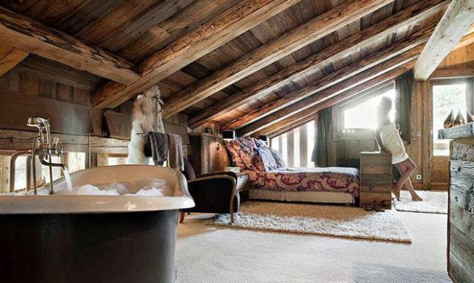 Spend Your Holiday Cozy Chalet French Alps