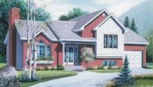 Split Level Ranch House Plans Builderhouseplans