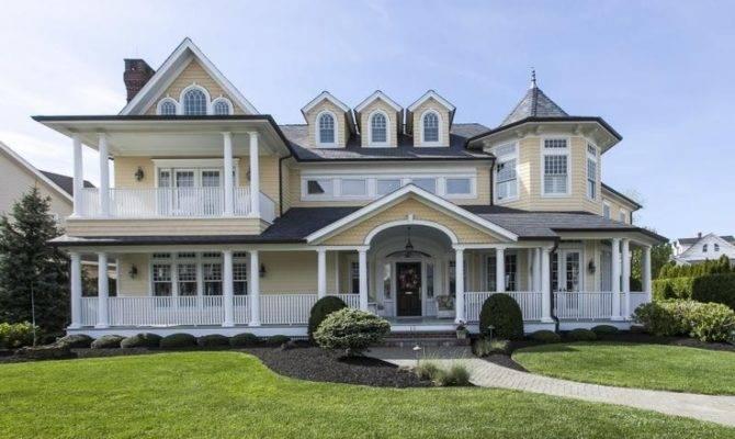 Spring Lake New Jersey Victorian Home Sweet Pinterest
