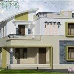 Square Feet Floor House Kerala Home Design Plans