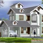 Square Feet Indian Home Design Architecture