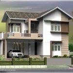 Square Feet Small Villa Cent Plot Indian House Plans