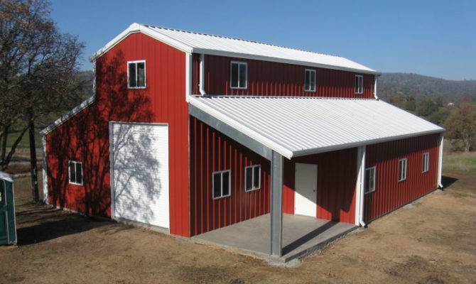 Steel Building Suppliers Supply All Necessary Kit