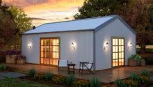 Steel Kit Homes Sarwood Timbers