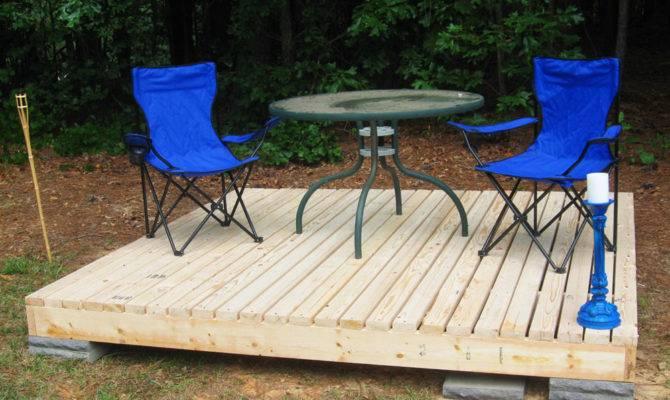 Stepfather Needed Deck His Duplex Wasn Permanent