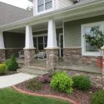 Stone Craftsman Homes Houses