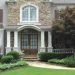 Stone Front Porch Designs Beautiful Ideas