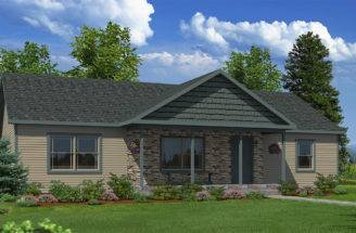 Stone Ridge Ranch Style Modular Homes