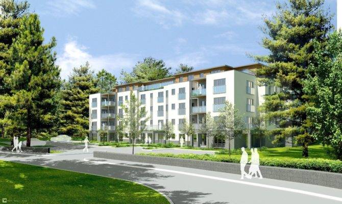 Stone Tasks Architects Overhauling Retirement Home Design