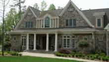 Stone Veneer Houses Exterior Amazing