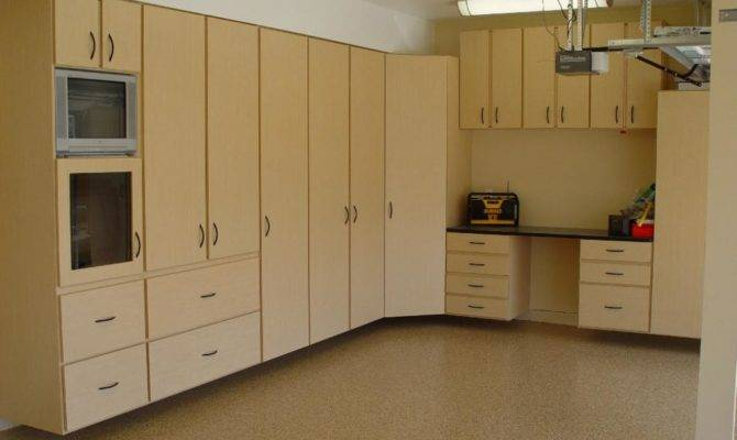 Storage Cabinet Plans Garage Home Design
