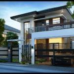 Storey Contemporary House