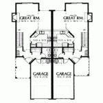 Storey Floor Plansm Duplex Joy Studio Design Best