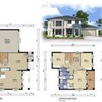 Storey House Designs Floor Plans