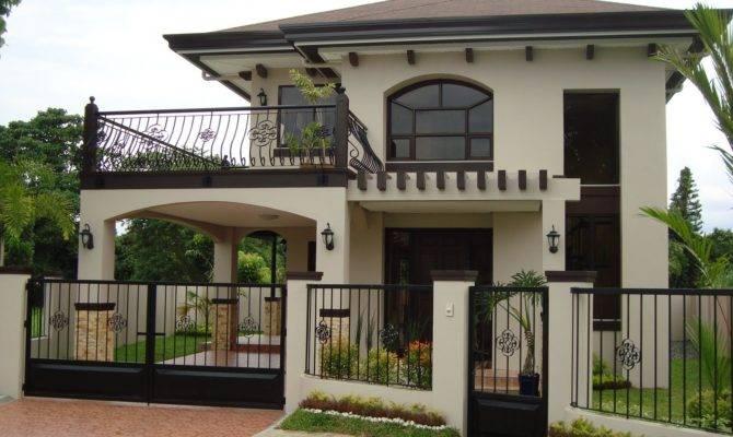 Storey House Mediterannian Design