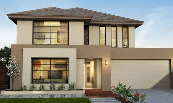 Storey Perth Home Design Solutions Double House