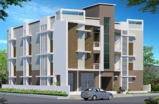 Storey Residential Building Design Top